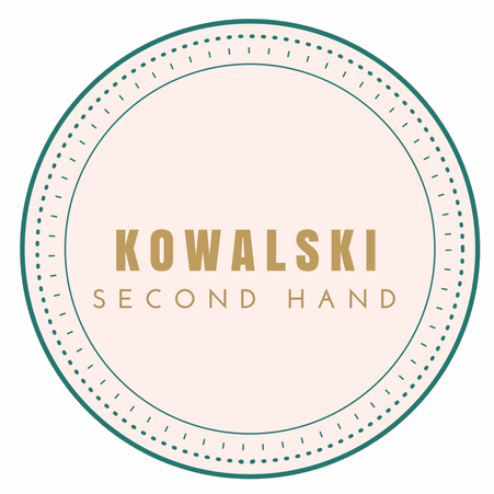 Logo Kowalski Second Hand